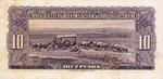 Uruguay, 10 Peso, P-0042b