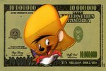 Fantasy, 10,000,000 Looney Tunes Dollar,