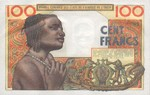 West African States, 100 Franc, P-0101Aa