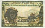 West African States, 500 Franc, P-0102Ak