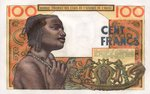 West African States, 100 Franc, P-0301Cf