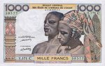West African States, 1,000 Franc, P-0303Cm