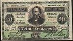 Argentina, 20 Centavo, P-0003