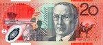 Australia, 20 Dollar, P-0053a v2