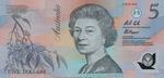 Australia, 5 Dollar, P-0050a