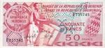 Burundi, 50 Franc, P-0022