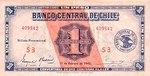 Chile, 1 Peso, P-0089