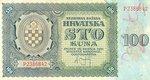 Croatia, 100 Kuna, P-0002