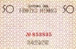 Poland, 50 Pfennig, C-4201a