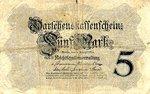 Germany, 5 Mark, P-0047c