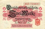 Germany, 2 Mark, P-0053