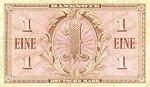 Germany - Federal Republic, 1 Deutsche Mark, P-0002a