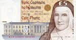 Ireland, Republic, 5 Pound, P-0075b