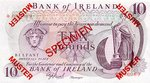 Ireland, Northern, 10 Pound, CS-0001 v2