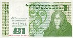 Ireland, Republic, 1 Pound, P-0070b
