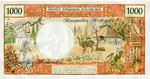 New Hebrides, 1,000 Franc, P-0020a