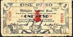 Philippines, 1 Peso, S-0339