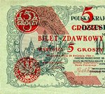 Poland, 5 Grosz, P-0043a