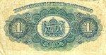 Trinidad and Tobago, 1 Dollar, P-0005b