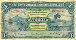 Trinidad and Tobago, 1 Dollar, P-0005b
