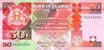 Uganda, 50 Shilling, P-0030a