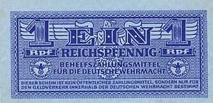 Germany, 1 Reichspfennig, M32