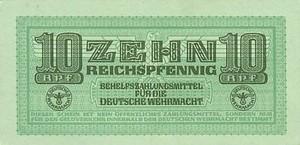 Germany, 10 Reichspfennig, M34