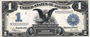 United States, The, 1 Dollar, P338s v1