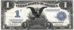 United States, The, 1 Dollar, P338s v2