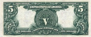 United States, The, 5 Dollar, P340