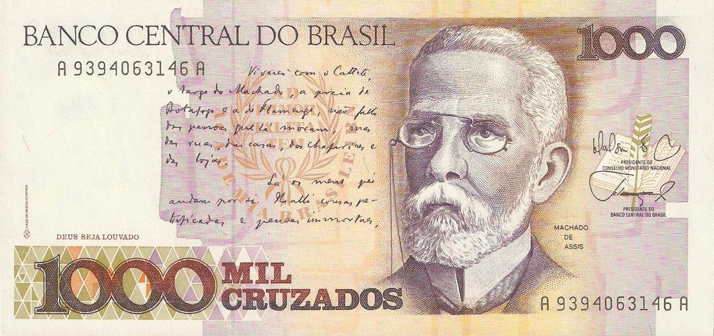 Banknote Index - Banco Central do Brasil