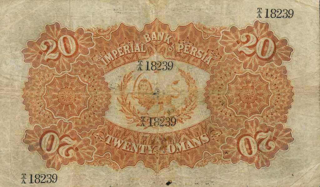 Banknote Index - Iran