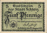 Germany, 5 Pfennig, S31.4a