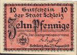 Germany, 10 Pfennig, S31.4b