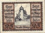 Germany, 25 Pfennig, S31.4c