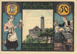 Germany, 50 Pfennig, 653.1a