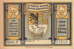 Germany, 75 Pfennig, 149.1a