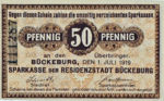 Germany, 50 Pfennig, B97.2c