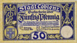 Germany, 50 Pfennig, C19.4