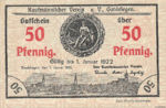 Germany, 50 Pfennig, 407.3a