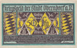 Germany, 50 Pfennig, O7.1b