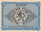 Germany, 25 Pfennig, R33.2a