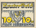 Germany, 10 Pfennig, 936.1