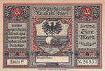 Germany, 1 Mark, 960.1a