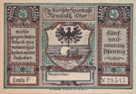 Germany, 25 Pfennig, 960.1a