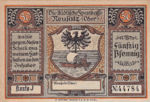 Germany, 50 Pfennig, 960.1a