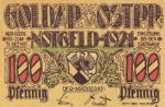 Germany, 100 Pfennig, 451.1