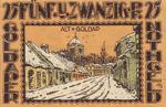 Germany, 25 Pfennig, 451.1