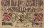 Germany, 50 Pfennig, 451.1