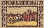 Germany, 75 Pfennig, 451.1